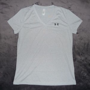 NWOT Under Armour HeatGear Loose Training Tee M